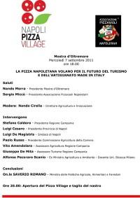 Convegno_7 sett Pizza Village