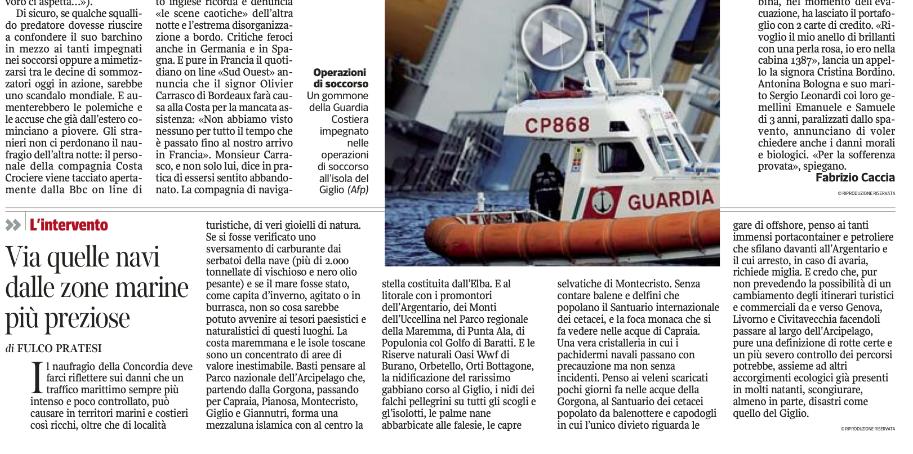 Fonte: Corriere della Sera