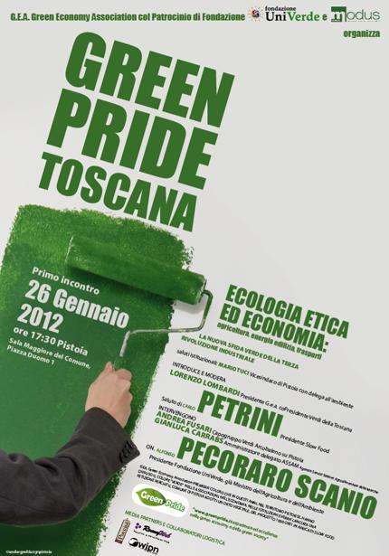 green pride toscana