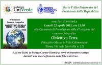 INVITO Obiettivo Terra 2013APS