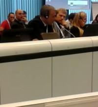 Alfonso Pecoraro Scanio - Bruxelles, Settimana UE per l'energia sostenibile 2013