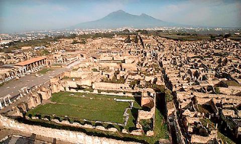 Pompei Unesco