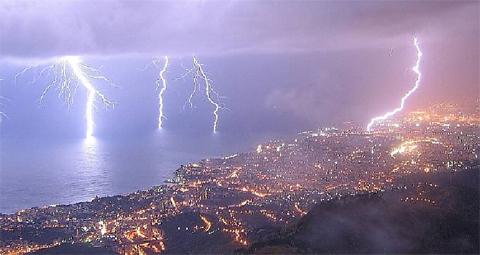 Temporale-Genova