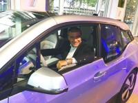 Alfonso Pecoraro Scanio_BMW elettrica