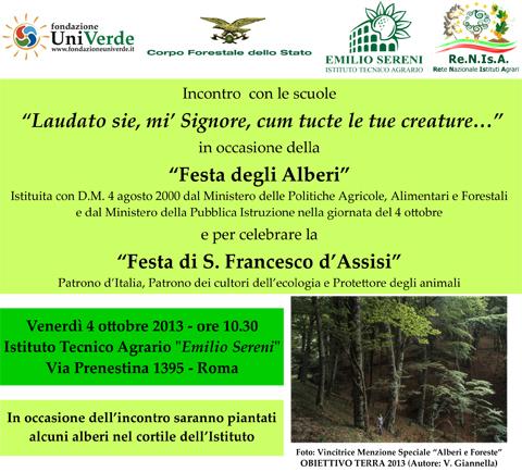 Roma, 4 ottobre 2013 - Festa degli Alberi_480