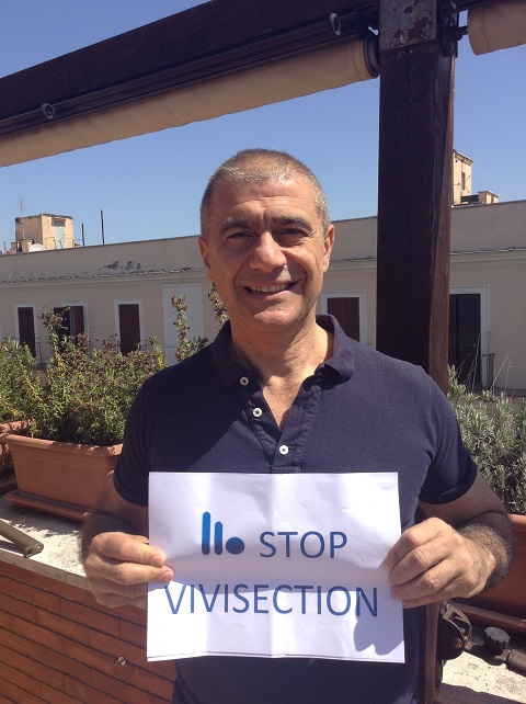 Pecoraro Scanio_Stop vivisection
