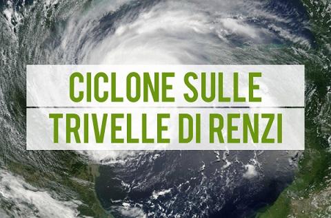 ciclone sicilia trivelle