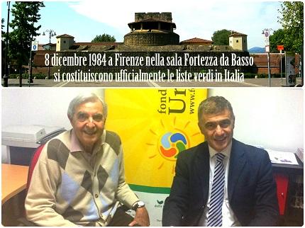 Alfonso Pecoraro Scanio_Gianfranco Amendola_Verdi
