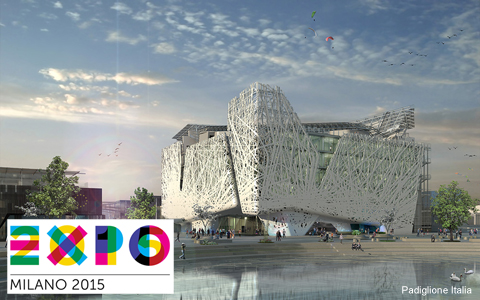 Expo 2015, padiglione Italia