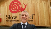 Alfonso Pecoraro Scanio Slow food