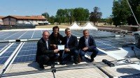 Green Pride Planet solar Alfonso Pecoraro Scanio