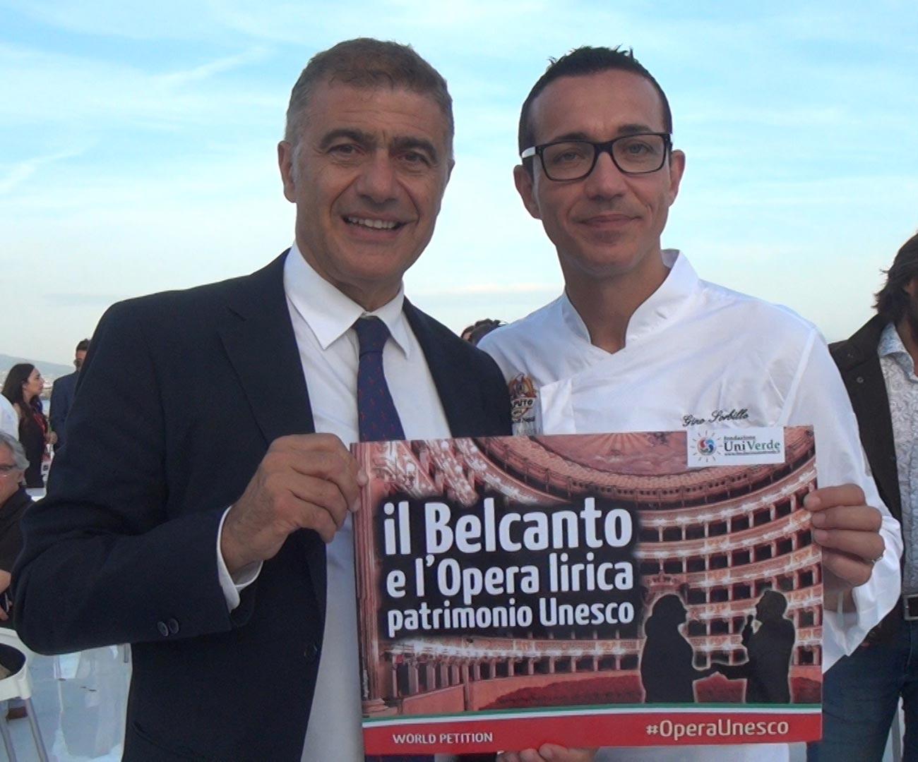 Alfonso-Pecoraro-Scanio-e-Gino-Sorbillo