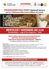 Roma, 7 novembre 2018 - #pizzaUnesco (1)