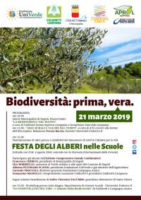 21 marzo 2019 Festa degli Alberi nelle Scuole