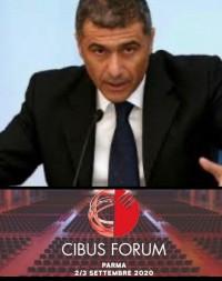 Pecoraro Scanio a Cibus Forum