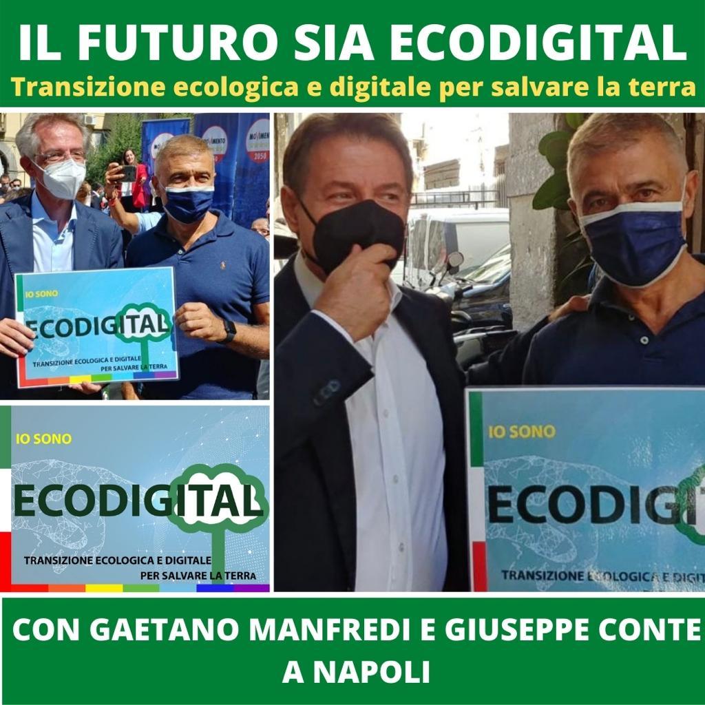 Pecoraro Scanio - Manfredi - Conte